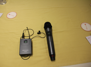 Sennheiser Radio Microphone