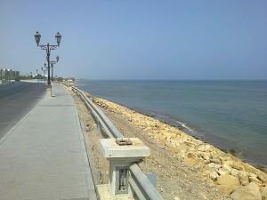 Muscat, corniche