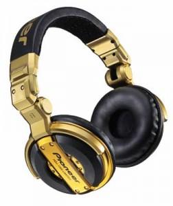 Pioneer Headphones HDJ-1000 Limited Edition