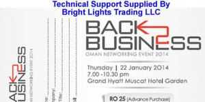 bright lights sponsors back2business