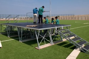 Hire Stage In Muscat