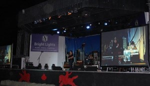 Bright Lights Muscat Stampede 2016