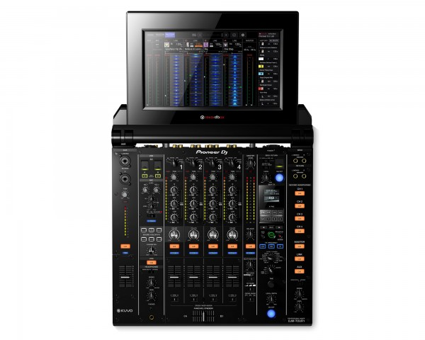 Pioneer DJM Tour System Hi End PRO DJM with Large Touch Screen