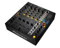 DJM750K 4Ch Pro DJ Mixer with FREE PAIR DAS-XLR030R CABLES