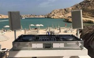 Bespoke DJ Consoles by Bright Lights in Muscat Oman