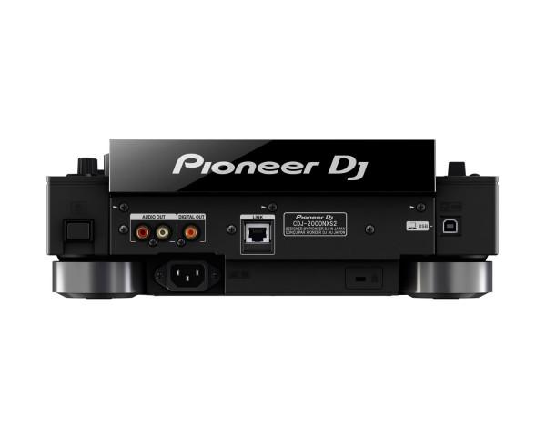 CDJ2000NXS2 Multi-Format USB DJ Controller for rekordbox DJ