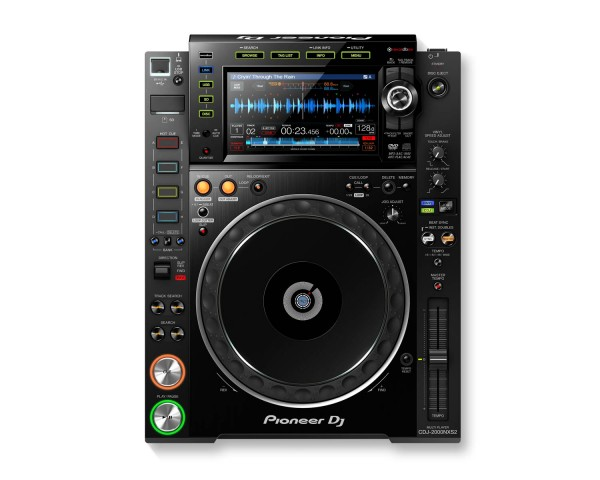 CDJ2000NXS2 Multi-Format USB DJ Controller for rekordbox DJ